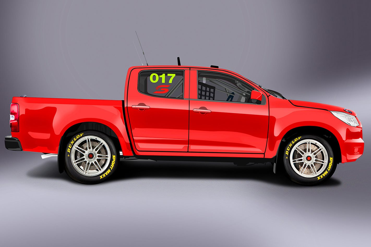 Supercars To Launch Dual Cab Ute Racing Series Wheels