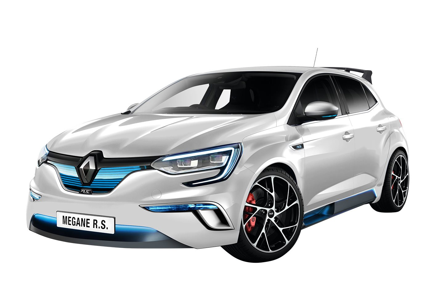 renault sport weighs up hybrid megane rs hot hatch wheels. Black Bedroom Furniture Sets. Home Design Ideas