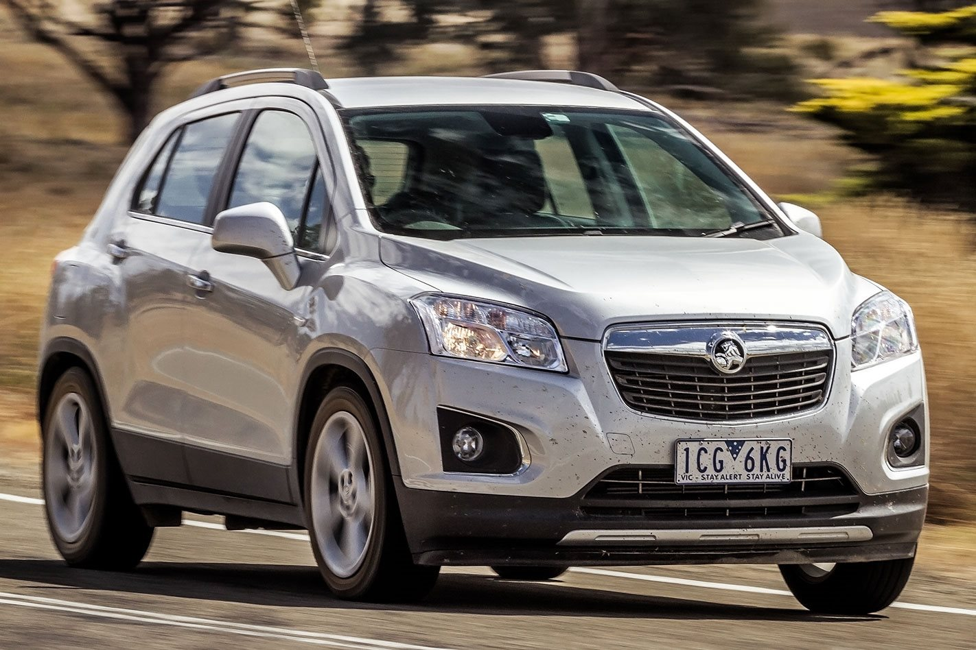 2016 Holden Trax Review