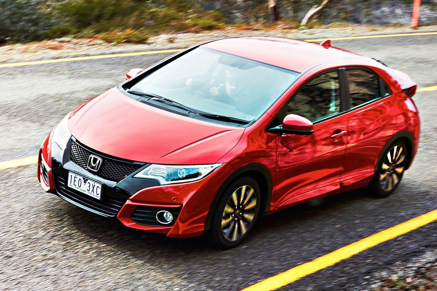 2012-16 Honda Civic Review