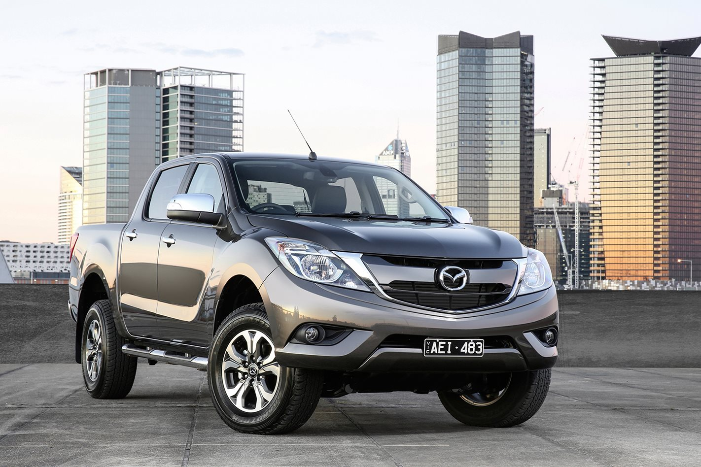 New Bt 50 2019 >> 2016 Mazda BT-50 Review
