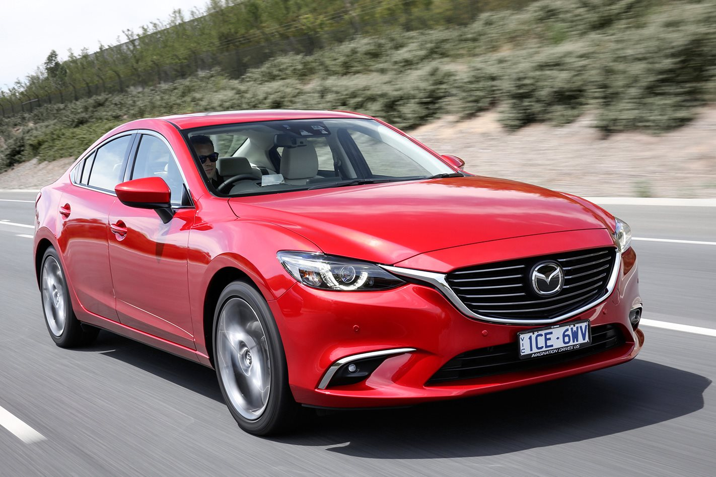 2015 mazda 6 first drive review. Black Bedroom Furniture Sets. Home Design Ideas
