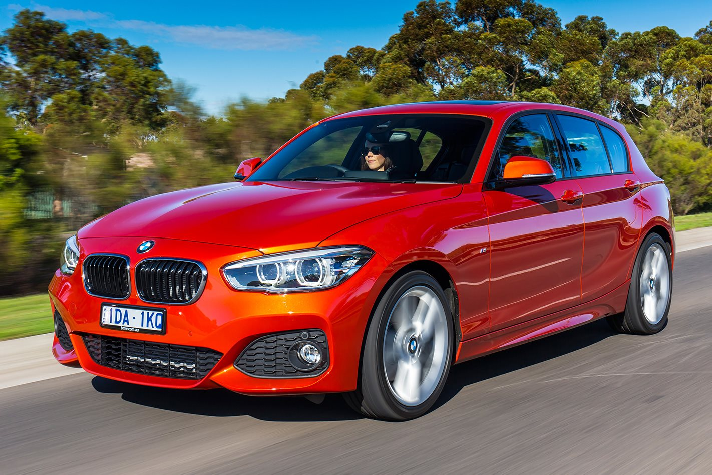 2015 bmw 1 series first drive review. Black Bedroom Furniture Sets. Home Design Ideas