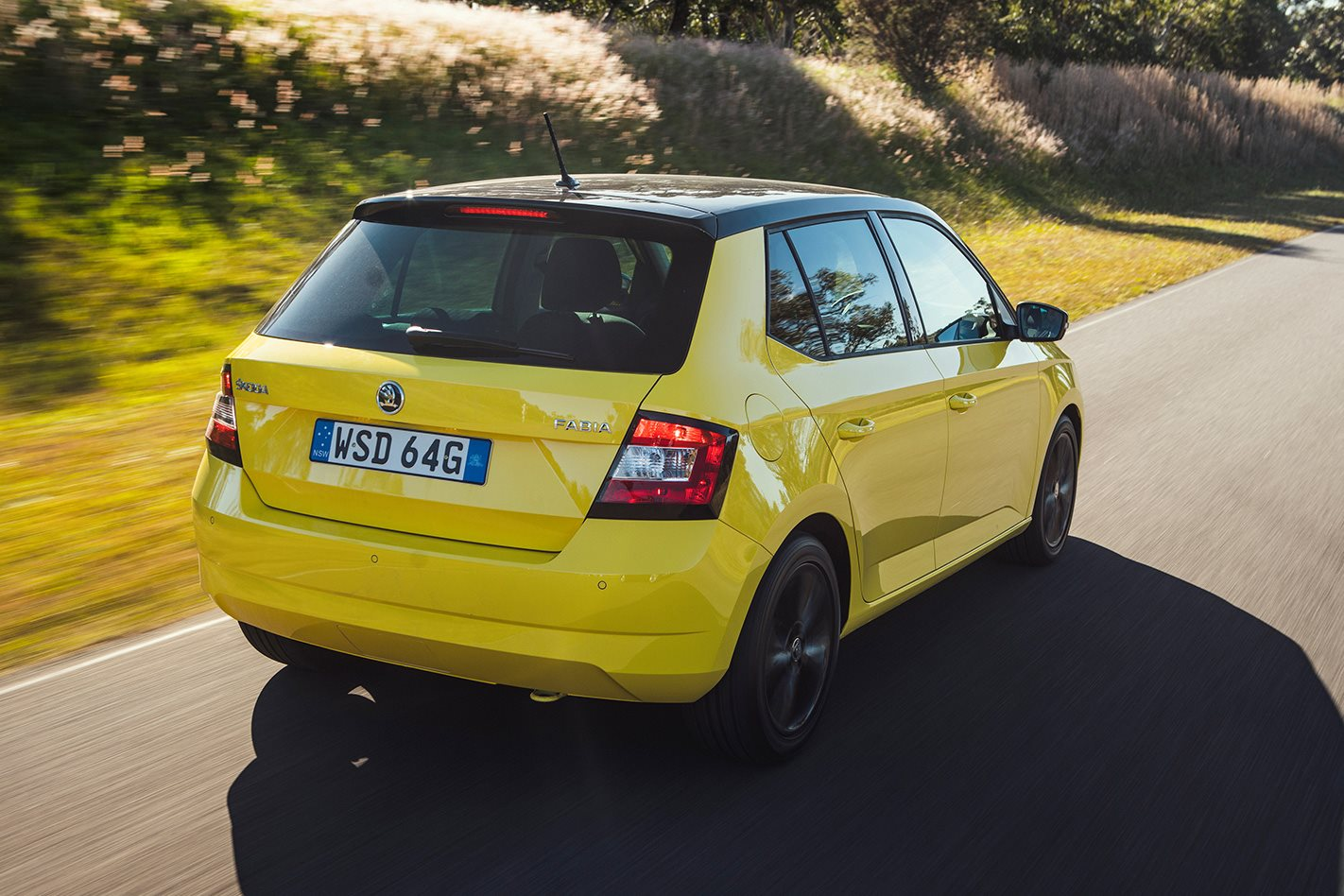 2015 skoda fabia first drive review. Black Bedroom Furniture Sets. Home Design Ideas