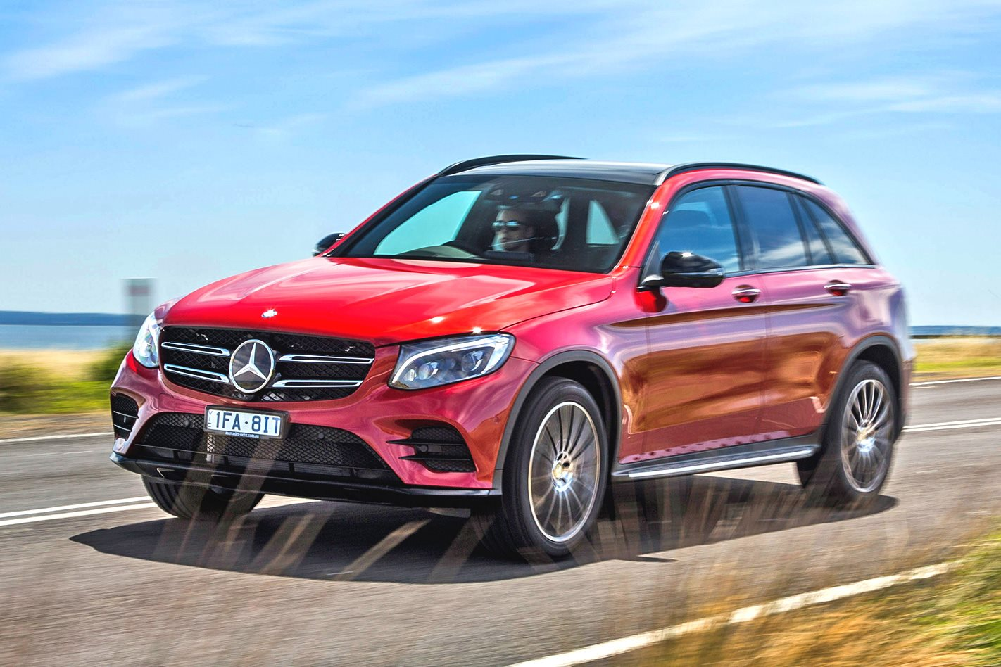 Mercedes benz glc review for Mercedes benz glc review