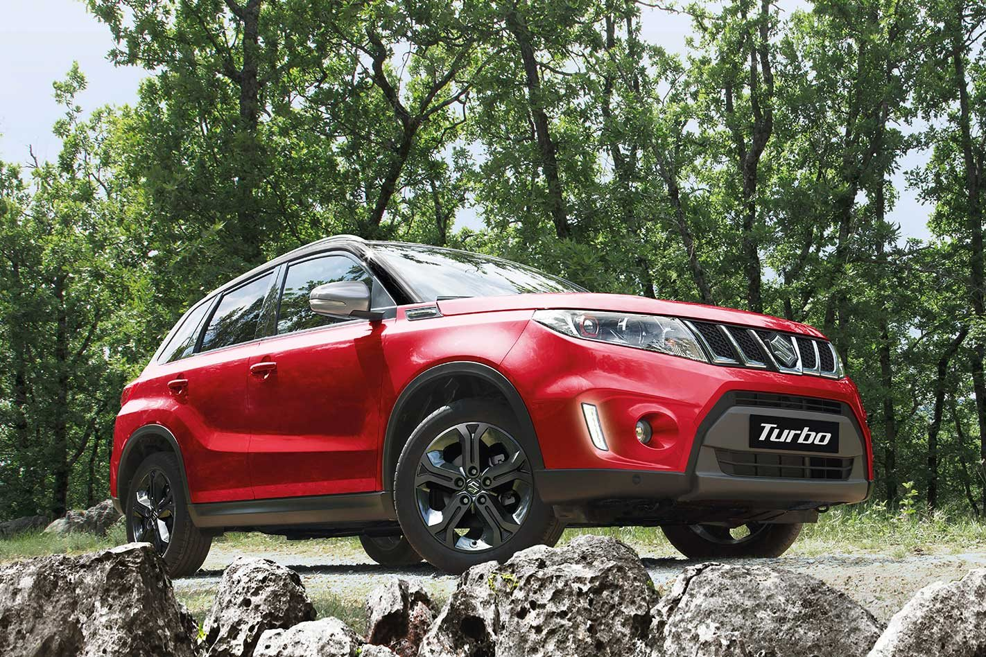 2016 suzuki vitara s turbo quick review. Black Bedroom Furniture Sets. Home Design Ideas