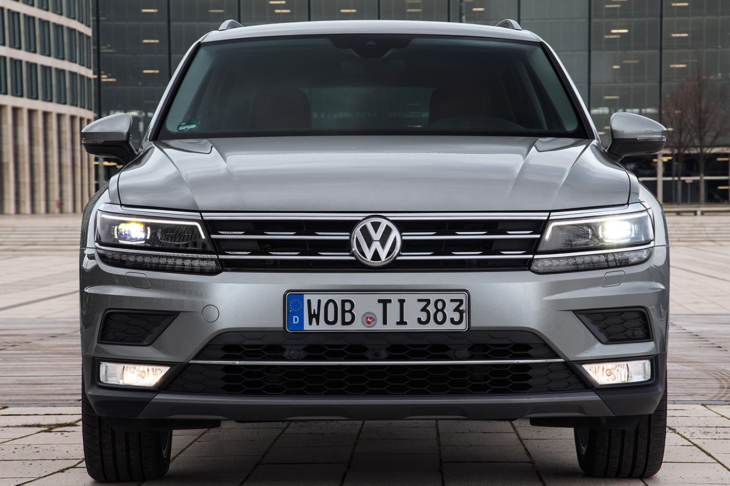 2016 volkswagen tiguan specifications revealed. Black Bedroom Furniture Sets. Home Design Ideas