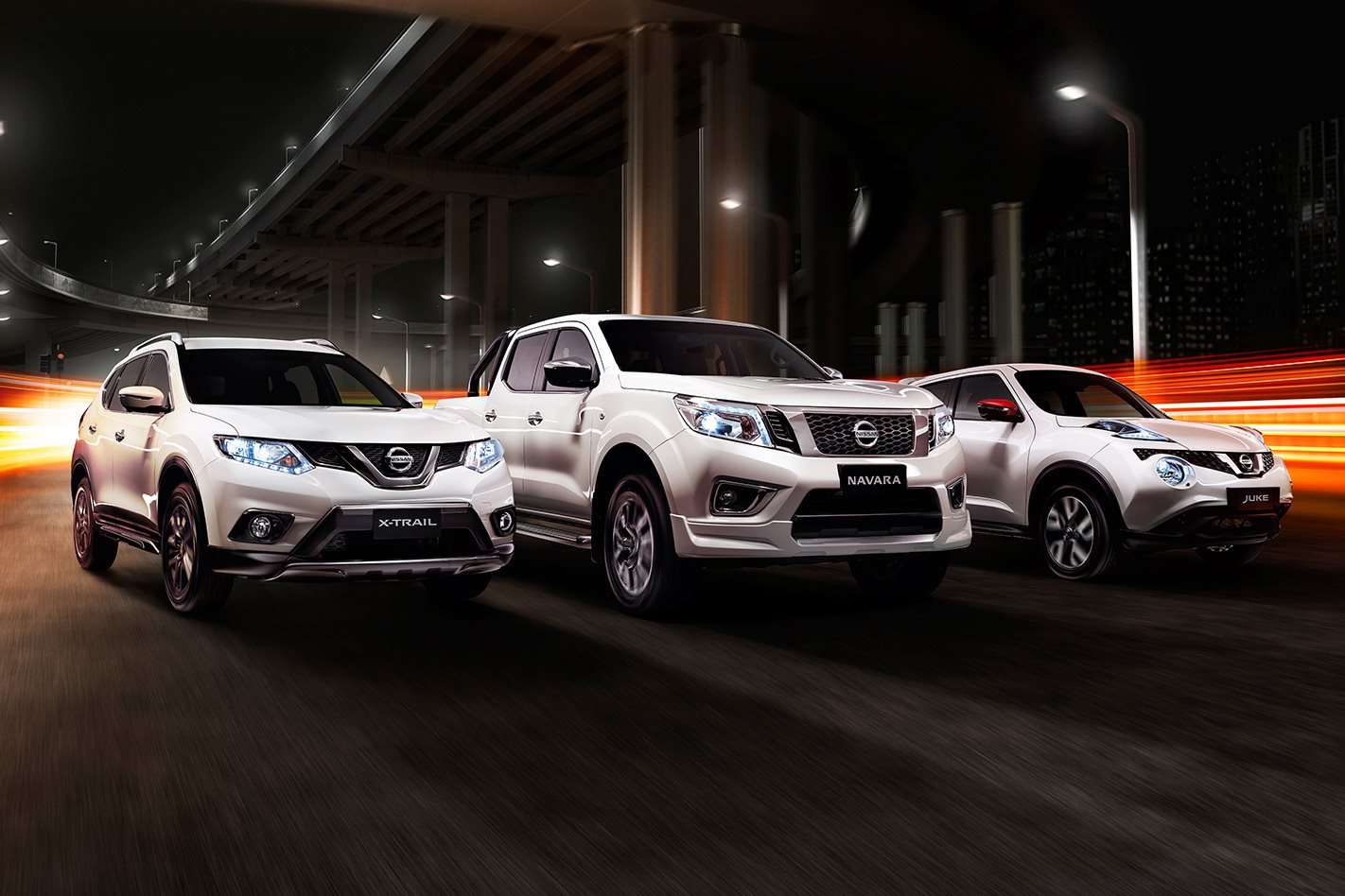 nissan n sport editions announced for nissan juke x trail and navara. Black Bedroom Furniture Sets. Home Design Ideas
