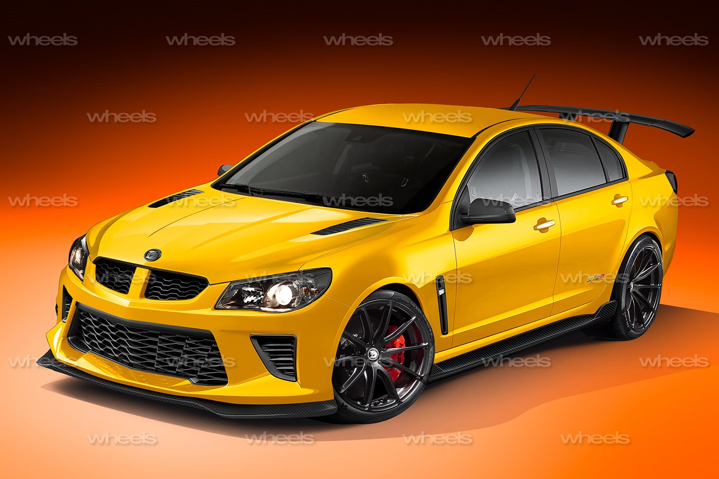 Hsv Gts R Engine Confirmed