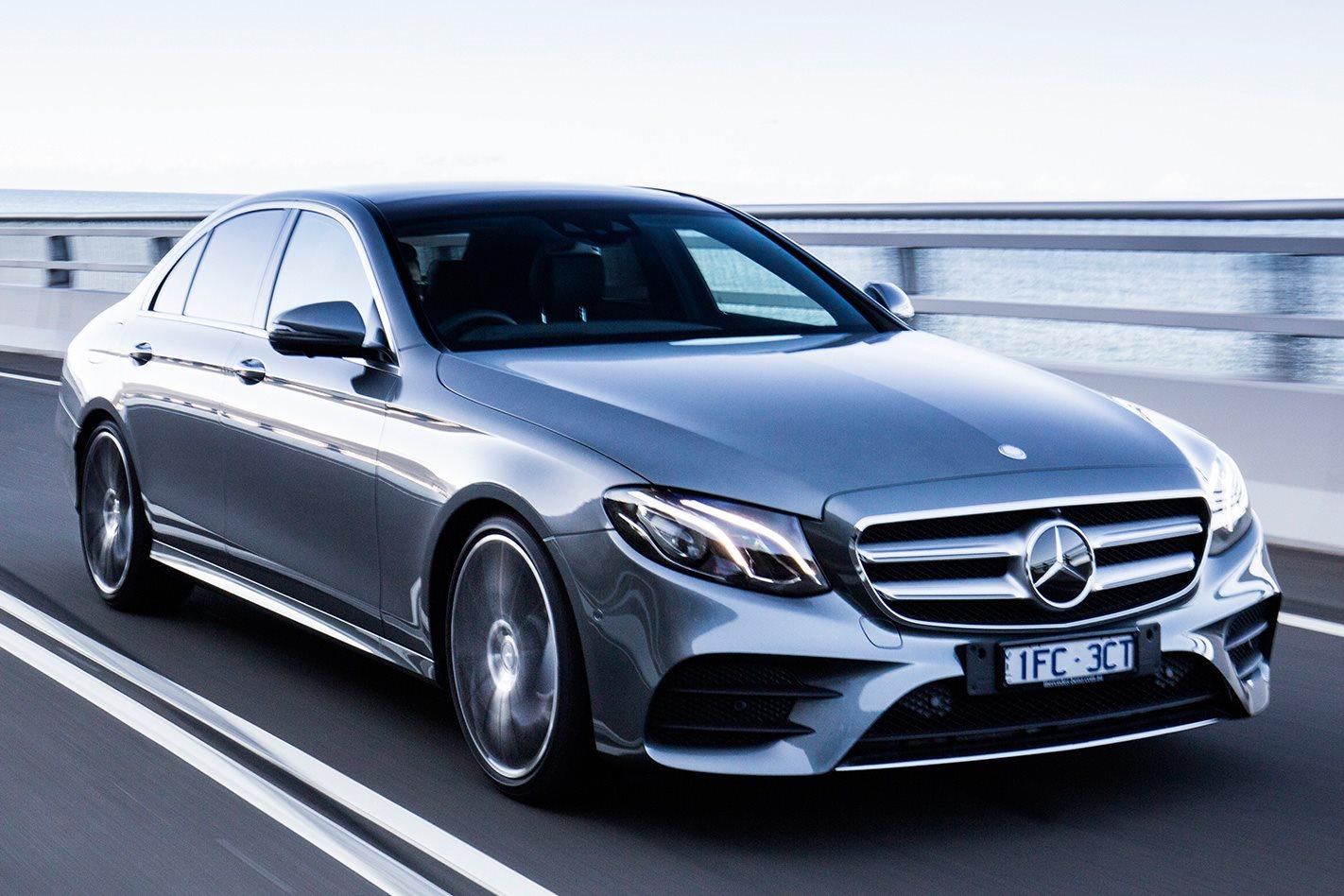 Mercedes Benz E Class Pricing Confirmed