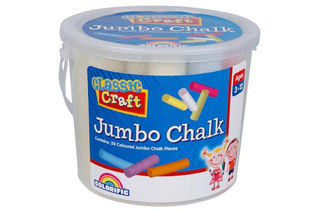 ***Jumbo Chalk $8 available at Big W*** (2yrs+)   A cheap, simple and fun toy that inspires creativity and keeps your child entertained for hours. However, is probably best if we make this one an outside only toy.