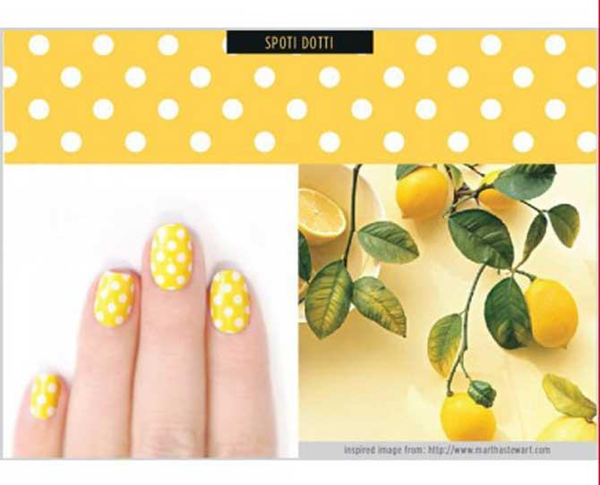 UNDER $10  For the little girl who dreams of groovy painted nails but isn't safe to be playing with lacquer...try these Duuet DIY Nail Art Stickers, $9.95, from Lark.