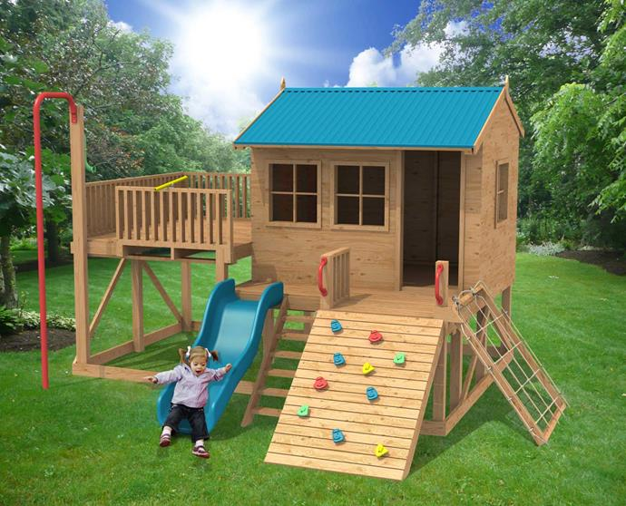 """Kids will love this New Explorer Pack from [Cubbykraft](http://www.cubbykraft.com/cubbyhouses/introduction.htm/