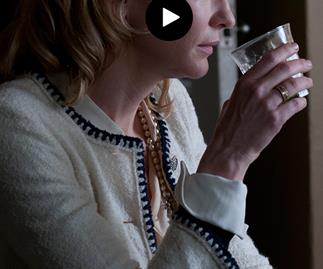 Cate Blanchett in Chanel for Woody Allen's Blue Jasmine