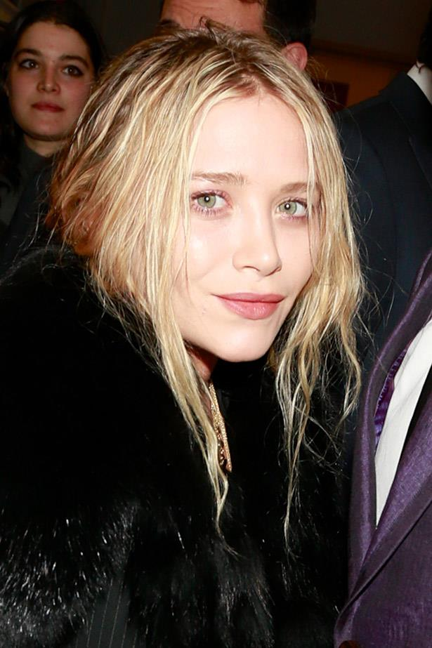 <strong>Come-as-you-are hair</strong><br> Crank up the Nirvana and get head banging to achieve this grungy-glam It-girl hair. <br> <em>Celeb: Mary-Kate Olsen</em>
