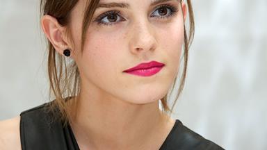 Beauty chameleon: Emma Watson