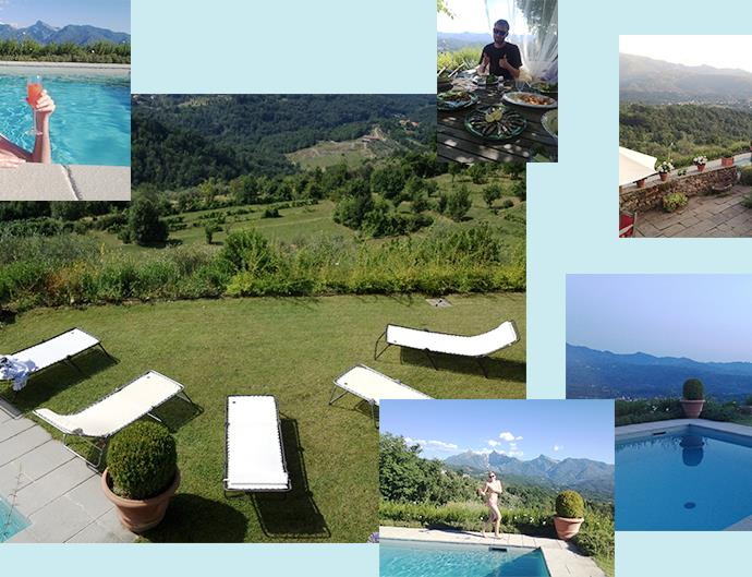 Antipodium's Geoffrey J Finch's holiday snaps from Tuscany, Italy