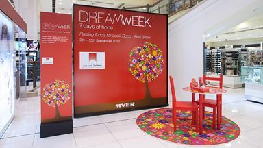 Dream Week: celebrating the power of lipstick