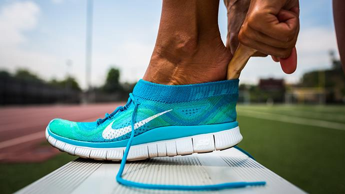 Nike's chic new trainer