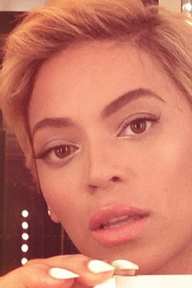 She created headlines with one single Insta-pic on August 7. Image: instagram.com/beyonce