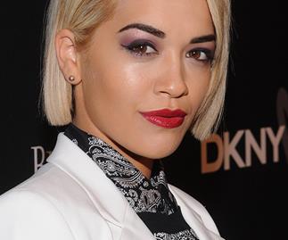 Rita Ora signs with Rimmel London