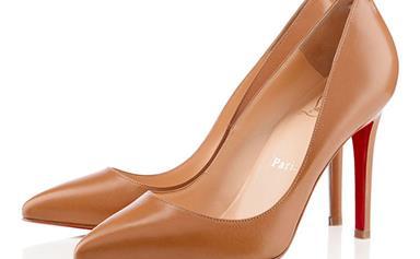 Christian Louboutin's 'skin-matching' shoes