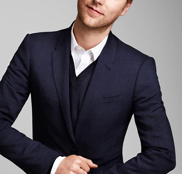 Christopher Bailey CEO for Burberry
