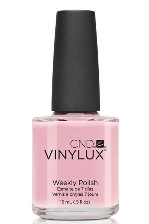 """""""It's flattering on everyone I've seen it on – plus it lasts just that little bit longer than regular polish."""" Amy Starr, beauty and lifestyle director. <br><br>  Vinylux in Romantique  by CND, $19.95 at [Adore Beauty](https://www.adorebeauty.com.au/cnd-creative-nail-design/cnd-vinyluxtm-polish-romantique.html