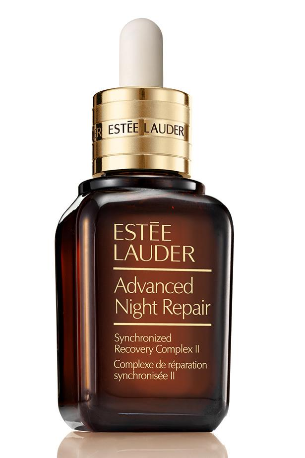 "Containing high levels of hyaluronic acid to moisturise the skin, and plenty of antioxidants to combat free radicals, this serum is an ace at repairing and restoring skin texture.<BR><BR> Advanced Night Repair Synchronized Recovery Complex II by Estée Lauder, $100 at [Sephora](https://www.sephora.com.au/products/estee-lauder-advanced-night-repair-synchronized-recovery-complex-ii/v/30ml|target=""_blank""