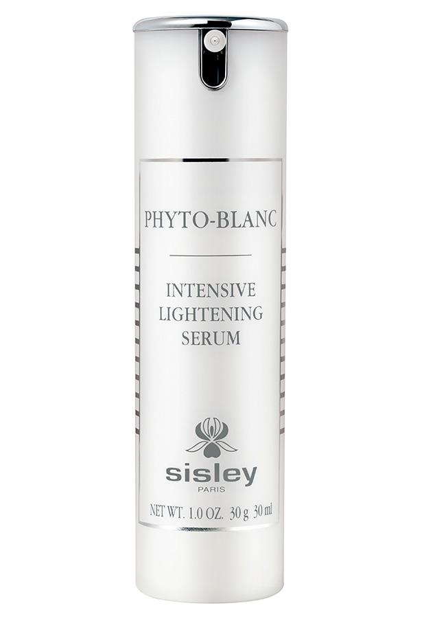"Struggling with brown spots, dark blemish marks or pigmentation? Brighten your complexion with this lightening serum.<bR><Br> Phyto-Blanc Lightening Serum by Sisley, $430 at [David Jones](https://www.davidjones.com/Product/20428735|target=""_blank""