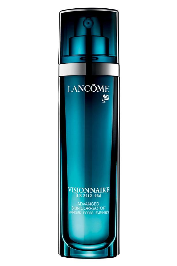 "A unique serum created after 12 years of research, Visionnaire is so clever is has the ability to ""self-propel"" through the layers of the skin, reaching damaged cells and triggering the repair process.<br><br> Visionnaire Advanced Skin Corrector Serum, $169 by [Lancôme](https://www.lancome.com.au/skincare/range/visionnaire/visionnaire-advanced-skin-corrector-serum/278103-LAC.html