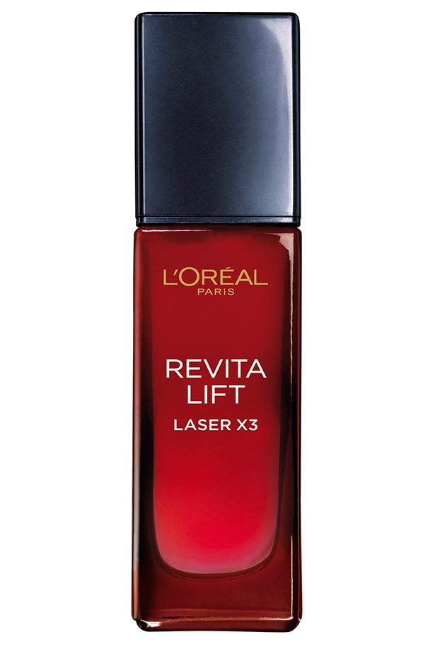 "This wrinkle-busting serum works to refine pores and renew skin's texture.<br><br> Revitalift Laser x3 Serum by L'Oréal Paris, $49.95 at [Target](https://www.target.com.au/p/l-or-al-paris-revitalift-laser-x3-serum/53524911|target=""_blank""