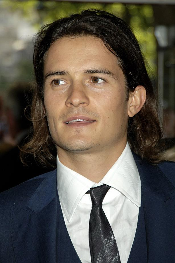 Orlando Bloom's man-bun first appeared in 2006, during his early Pirates Of The Caribbean days. One could say he's a frontrunner of the trend, or even an early <em>bloomer</em>?