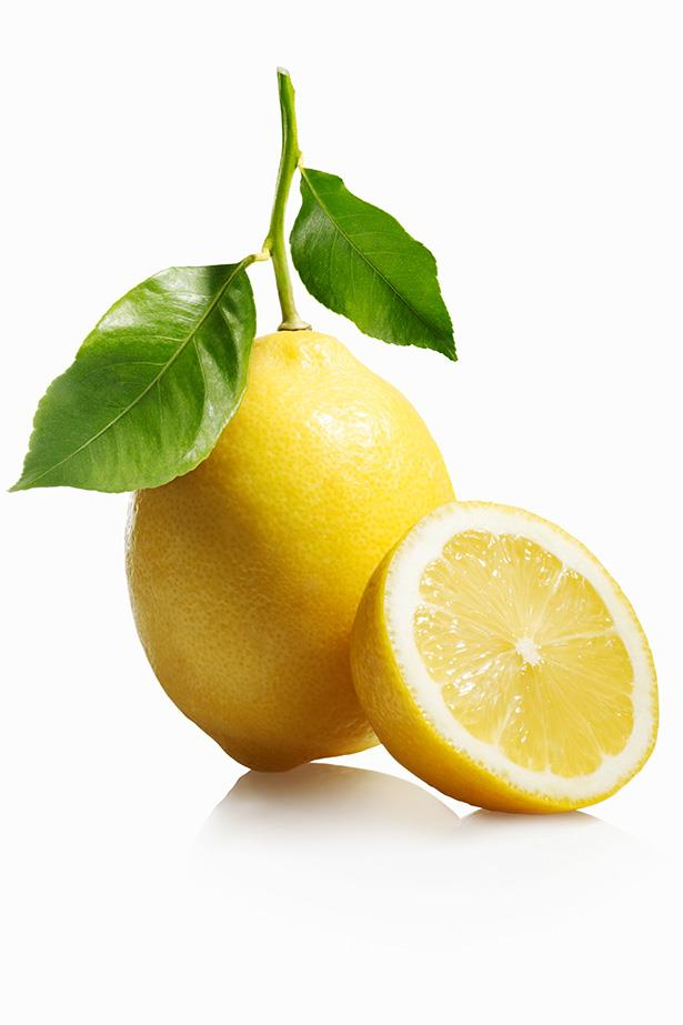 ***Lemon***<br><br> As it's similar to the atomic structure of digestive juices found in the stomach, lemon juice promotes a healthy functioning gut and detoxes the bowel.