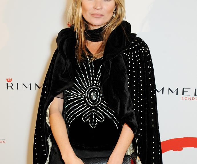 Kate Moss is officially a style icon