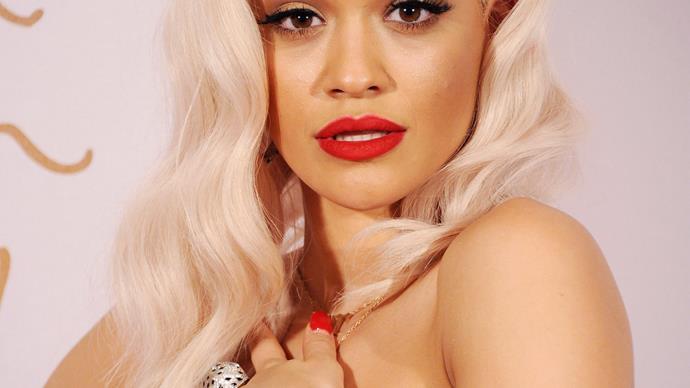 Rita Ora cast in 50 Shades of Grey