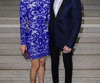 Caroline Issa and Justin O Shea