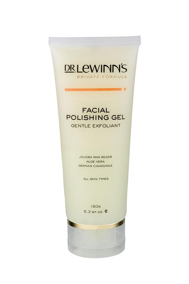 "With chamomile and aloe vera extracts, this exfoliator is perfect for even the most sensitive skin.<br><br> Essentials Facial Polishing Gel, $49.95 at [Dr Lewinn's](https://www.drlewinns.com.au/dr.-lewinn-s/shop-our-products/range/essentials/p/essentials-facial-polishing-gel-150g/FMFPGX.html|target=""_blank""