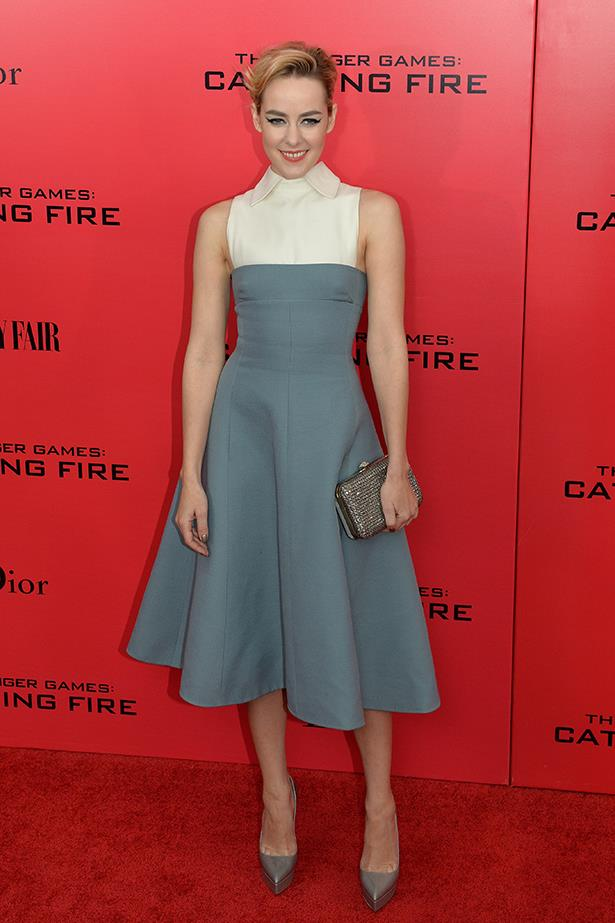 <p><strong>Jena Malone</strong></p> <p>As <em>The Hunger Games: Catching Fire</em> premiered around the world, we couldn't help noticing there were two fashionable young ladies making a statement with their red-carpet choices. Jennifer Lawrence garnered plenty of attention (more on her later), but threatening to steal her thunder was dark horse Malone, who plays Johanna. Rather than sticking with one signature style, the actress went from formal to retro to quirky without skipping a beat. </p>