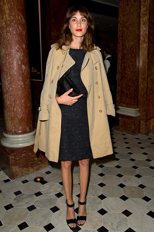 <p><strong>Most enduring it-girl</strong></p> <p><strong>Alexa Chung</strong></p> <p>Does she ever put a pixie-flatted foot wrong? Extra points for taking shorts to the red carpet.</p>