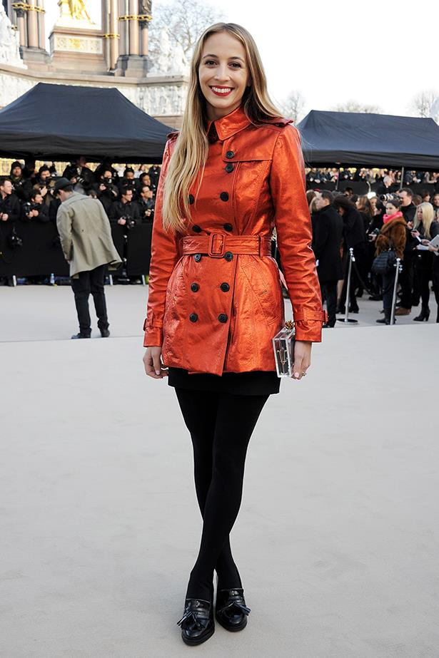 <p><strong>Best musical score</strong></p> <p><strong>Harley Viera-Newton</strong></p> <p>Fashion's most sought-after DJ has pitch-perfect style every time.</p> <i>Image: Wearing Burberry at the British brand's show.</i>