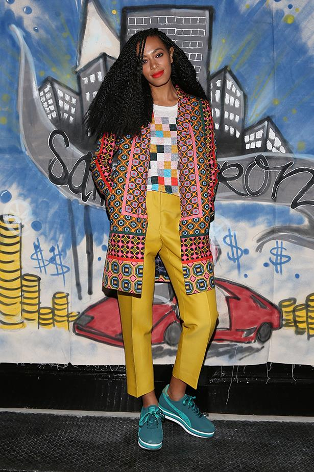 <p><strong>Independent spirit award</strong></p> <p><strong>Solange Knowles</strong></p>