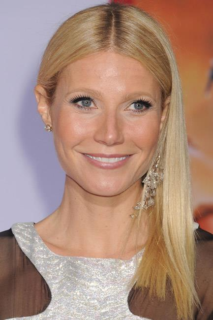 <strong>The mix-matched</strong><br> Gwyneth Paltrow did a lucky dip in her jewellery box to achieve this mix-and-match look. The key is to wear a drop earring on one side and studs on the other and embrace the asymmetry.