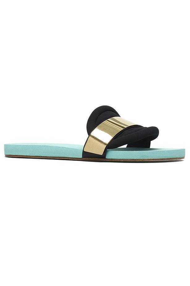 Shoes, approx $840, Chloe, chloe.com