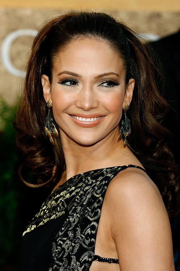 Jennifer Lopez at the 64th Annual Golden Globes in 2007.
