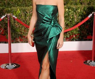 Sandra Bullock wearing Lanvin