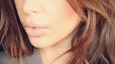 Celebrity hair switches: Kim goes back to brunette
