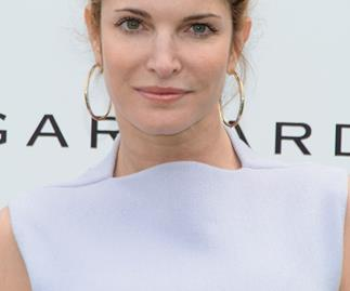Legendary model Stephanie Seymour signs with Estée Lauder