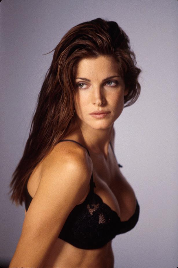 Seymour personifies 90s beauty on a shoot in 1995