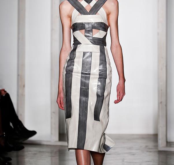 Dion Lee at New York Fashion Week